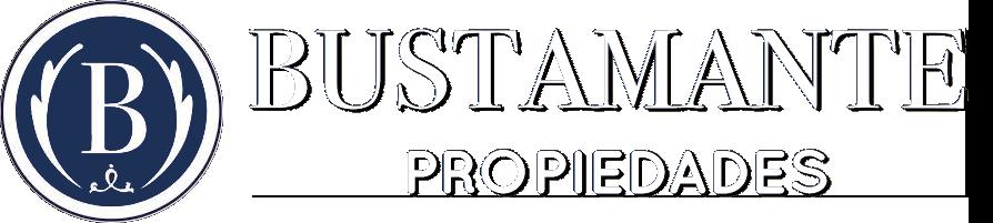 Bustamante Propiedades - Logo